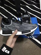 Adidas Originals nmd glitch camo black size7.5 Parramatta Parramatta Area Preview