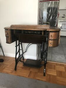 Eaton sewing machine