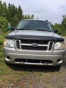 Ford sport track xlt