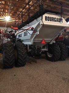 3310 bourgault air drill