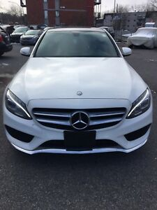 2015 mercedes benz c-300 4matic