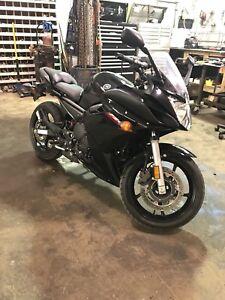 2009 Yamaha fz600r