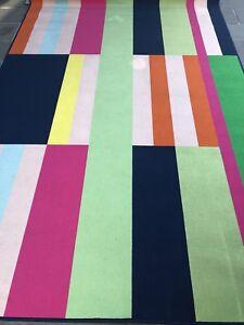 Large Colourful Ikea Rug