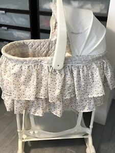 Bassinet, change table safety first