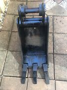 300mm Toothed Excavator Bucket 3.5 Tonne St Clair Penrith Area Preview