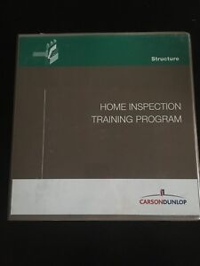 Home Inspection Textbook - Structure