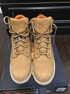 "Timberland Mens 6"" Safety work boot"