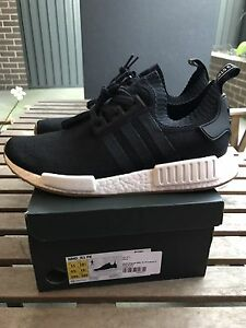 "Adidas NMD R1 PK ""black gum"" US11 DS Liverpool Liverpool Area Preview"