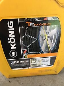 Snow chains Rowville Knox Area Preview