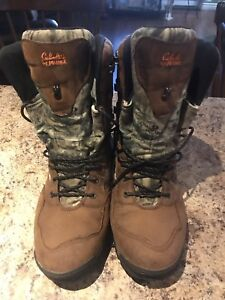 Cabela's hunting boot