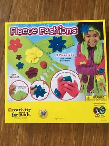 Brand New In Box - Make your own scarf and glove kit