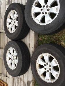 Summer Tire with rim