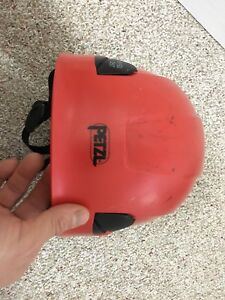 Petzl vertex best in red safety helmet CSA approved