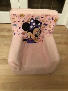 Child Plush Chair Mini-Mouse