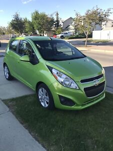 2014 Chevy Spark comes w/summer & winter tires