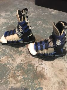 Wakeboard boots limited edition parks bonifay