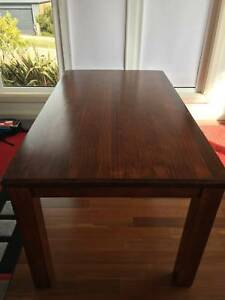 Dining Table Solid Timber 160cm x 90cm