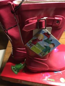 Girls Rubber Boots - Western Chief