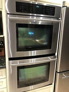 JennAir Double wall oven. Convection.