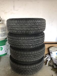 All season tires and rim ( 185/70/r 70)