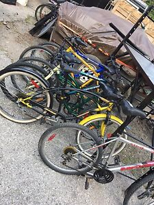 Bikes, Large selection, Vintage,.Trailers, Trikes, from $20