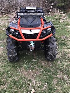 2016 850 Can-am XMR  13,000$$