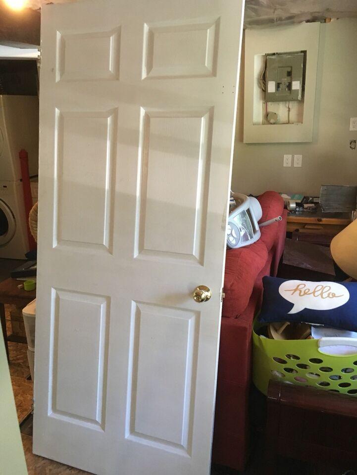 34 X 80 Interior Door Windows Doors Trim Belleville Kijiji