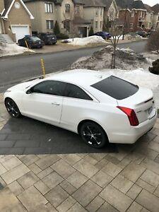 Cadillac ATS coupe 2.0T AWD 2016  48000 km