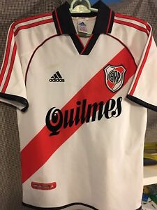 Used River Plate Soccer Jersey