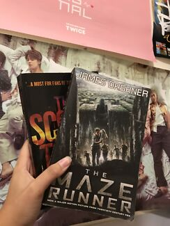 THE MAZE RUNNER + THE SCORCH TRIALS
