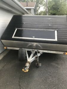 2012 Snowmobile Trailer