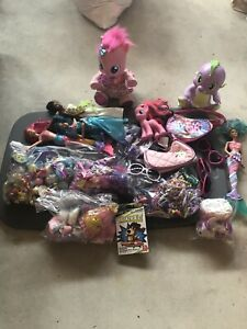Girls toy package