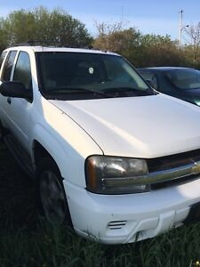 Parting out Chevy trailblazer