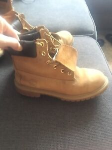 Timberland Boots - size 6 and size 7