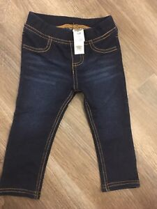 Brand new 12 months jeans jeggings girl
