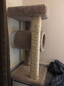 Cat tower great condition