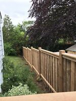 Summer is here !! Fences , repairs , posts, gates