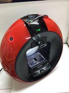 Circolo Nescafe coffee machine + disposable thermo cup with lids Strathfield Strathfield Area Preview