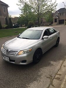 2010 Toyota Camry Le 154000 km certified
