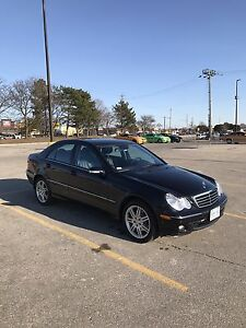 2007 C280 Mercedes - second owner safetied