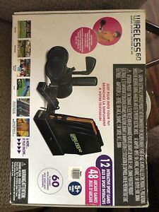 Wireless 60 Gaming System     $30.00