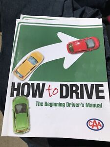Drivers book for learners