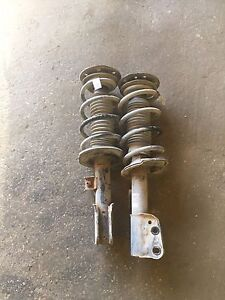 Chevrolet equinox front struts