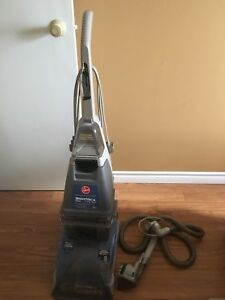 Hoover steam vacuum
