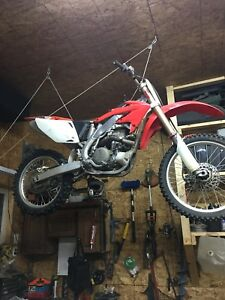 2005 crf450 trade for something