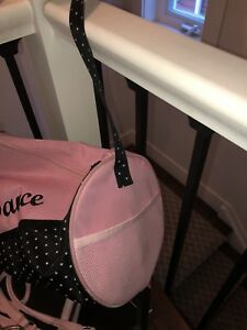 Overnight or dance or camp bags for girls