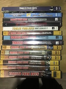 Trailer park boys Dvds