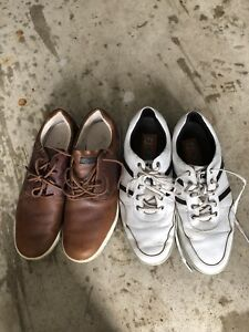 Used Men's 10.5 Golf Shoes
