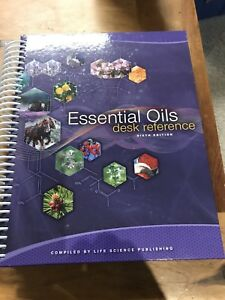 Essential oils desk reference sixth edition