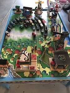 Thomas Train Table, Trains, Accessories and Track West Pennant Hills The Hills District Preview